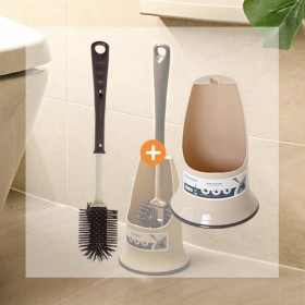 클리닝 욕실 청소용품 화장실 변기솔