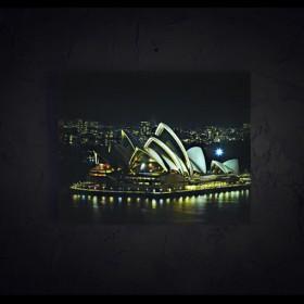 나이트팝 LED액자 - 오페라하우스의 야경
